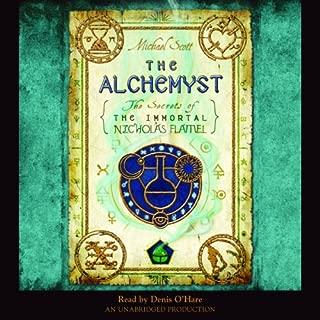 The Alchemyst: The Secrets of the Immortal Nicholas Flamel, Book 1