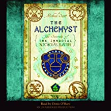 The Alchemyst: The Secrets of the Immortal Nicholas Flamel, Book 1
