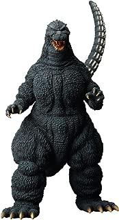 X-plus Toho 30 cm series Sakai Yuji art collection Godzilla 1991 Shinjuku version height approx 270 mm PVC pre-painted completed figure