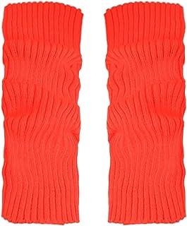 1Pair Moda Damas Y Niñas Moda Calentadores De Piernas Aptos Para El Deporte Tobilleros Antideslizantes
