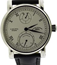 Muhle Glashutte Robert Muhle Mechanical-Hand-Wind Male Watch M1-11-15-100-LB (Certified Pre-Owned)
