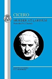 """Murder at Larinum: Narrative Parts of """"Pro Cluentio"""""""