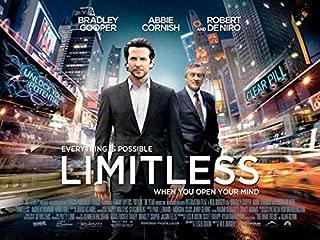 Limitless (UK B) POSTER (27