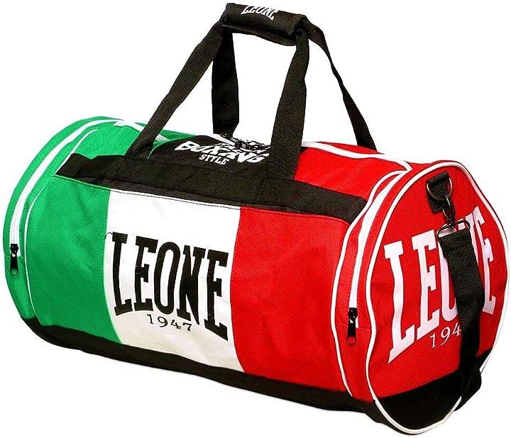 Borsone palestra- borsone da boxe - leone 1947 italy borsone sportivo LN-AC905-IT