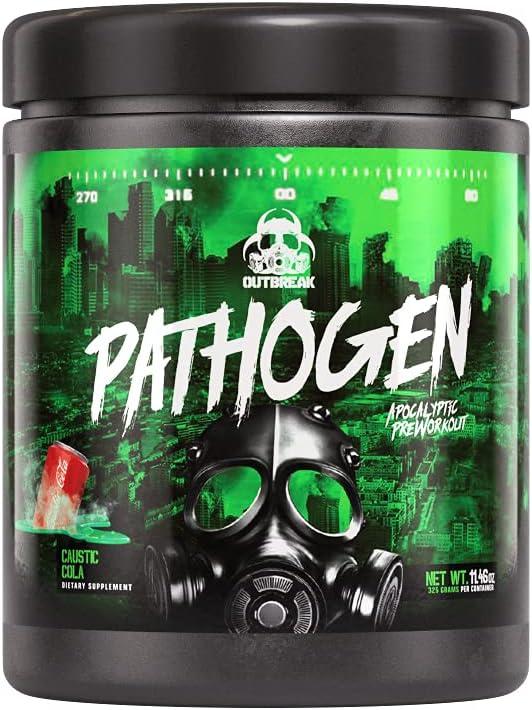 Pathogen Pre Workout - Boosting Preworkout 贈与 Energy Powder お買い得品