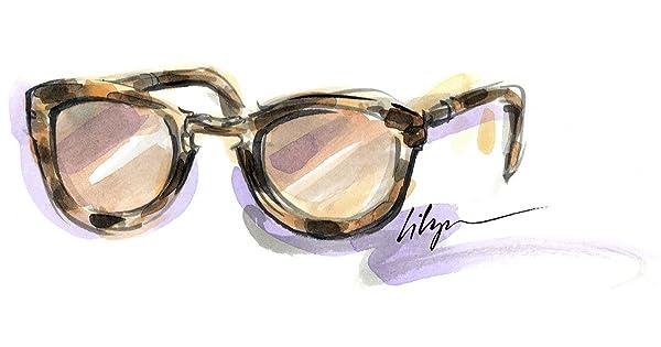 Frame USA Always Sunny Framed 2.75x6.75 by Jennifer Lilya-JENLIL115063 Print 2.75x6.75 Unframed//Canvas Only