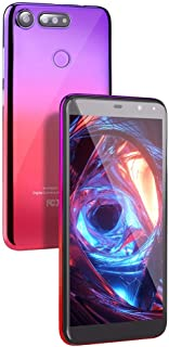 Unlocked Smartphone - 5.8'' Android 5.1 4 Core Cell Phones,Touch Screen 1G RAM/4GB ROM, WiFi Bluetooth GSM 4G Mobile Phone (Purple)
