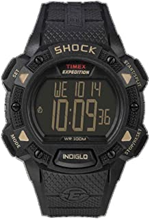 Timex Expedition Shock Chrono Alarm Timer Watch for Men - Model T49896