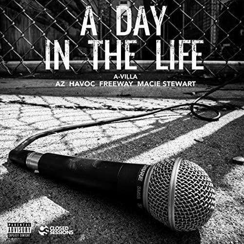 A-Villa feat. AZ, Havoc, Freeway & Macie Stewart