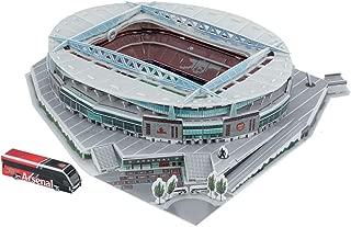 Sports Stadium 3D Model, Arsenal Emirates Stadium Models Fans Souvenir DIY Puzzle 14