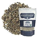 Best Loose Leaf Green Teas - Positively Tea Company, Organic Pinhead Gunpowder, Green Tea Review