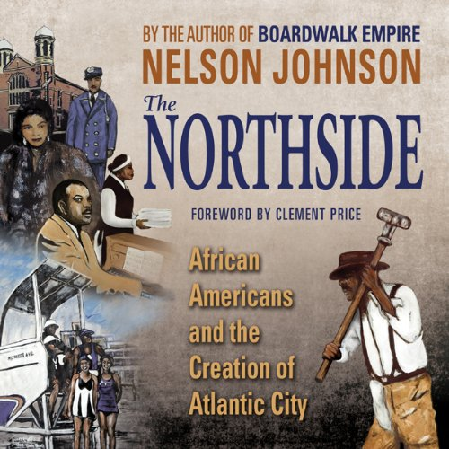 The Northside audiobook cover art