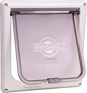 PetSafe Interior Cat Door – 2-Way Lock or 4-Way Lock Options – For Cats Up to 15 lb