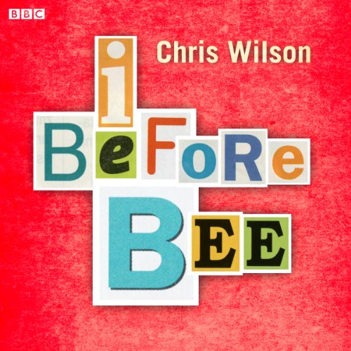 I Before Bee audiobook cover art