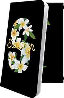 ZenFone5Q ZC600KL ケース 手帳型 プルメリア 花柄 花 フラワー ゼンフォン5q ゼンフォン5 手帳型ケース 和柄 和風 日本 japan 和 zenfone 5q 5 q ハワイアン ハワイ 夏 海