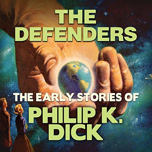 The Defenders copertina