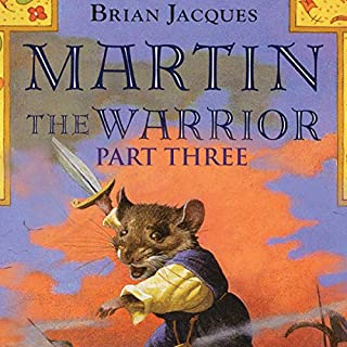 Martin the Warrior: Book Three: Battle of the Marshank cover art
