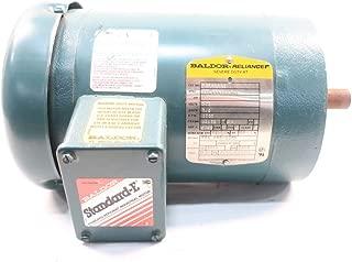 baldor severe duty motor