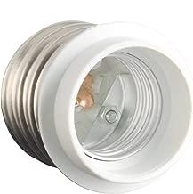 ABI Light Bulb Socket Adapter Mogul Base E39 to Medium E26 Screw Reducer