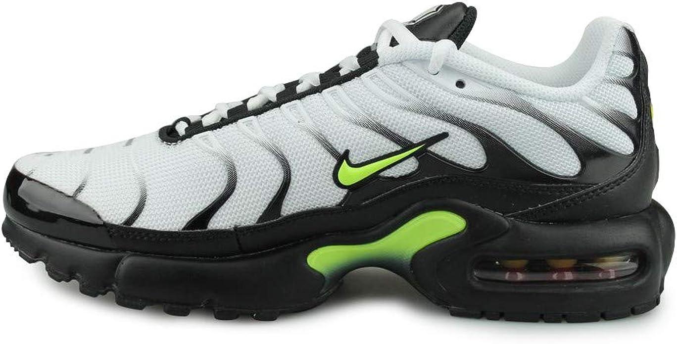 Nike Air Max Plus TN RF Junior, White Size: 5.5 UK: Amazon.co.uk ...