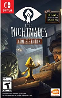 Little Nightmares - Complete Edition NSW (Nintendo Switch)