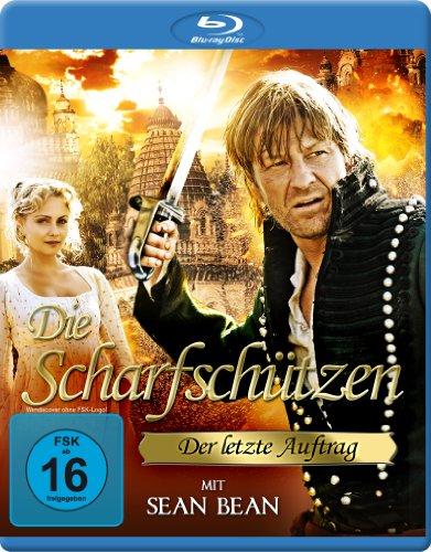 Die Scharfschützen - Der letzte Auftrag [Blu-ray]