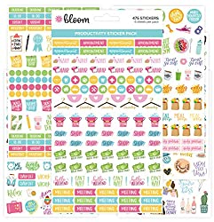 15 Irresistible Bullet Journal Stickers Plus Free Stickers Pdf