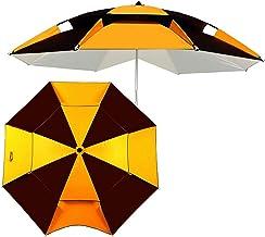 Patio Paraplu, Visserijparaplu Draagbare Parasol Tuin Tilt Outdoor Paraplu 6.5ft / 7.2ft / 7.8ft Sun Parasol 360 & deg;Ka...