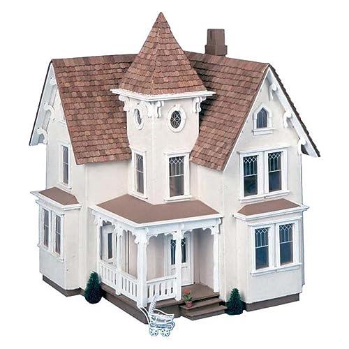 Fine Victorian Dollhouse Kits Amazon Com Download Free Architecture Designs Scobabritishbridgeorg
