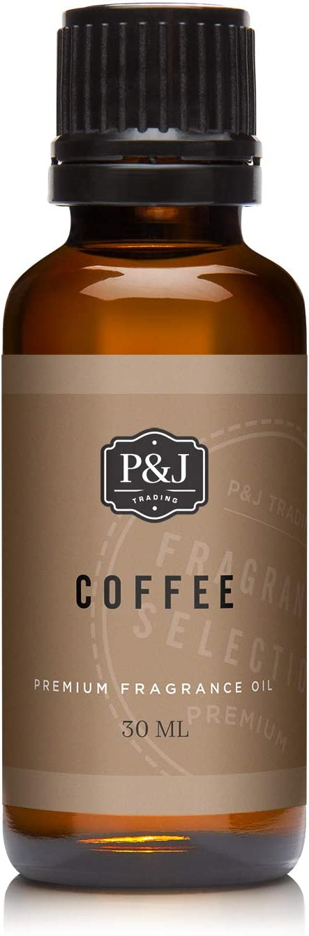PJ Trading Coffee 30ml Fragrance soap Candle Oil for Popular List price products