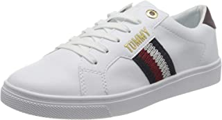 Tommy Hilfiger TOMMY HILFIGER LACE UP SNEAKER womens Sneaker