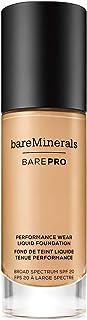 BareMinerals BarePro Performance Wear Liquid Foundation SPF20 - # 15.5 Butterscotch 30ml