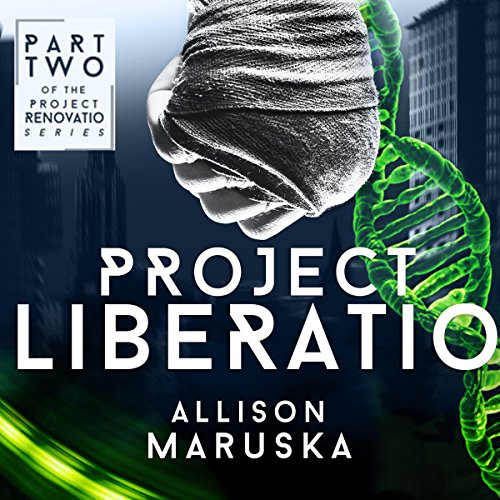 Project Liberatio audiobook cover art