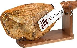 Jamonprive Soporte Jamonero Banqueta M - Jamonera Ideal para