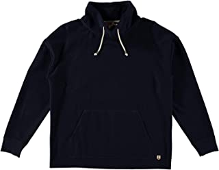 Armor Lux Heritage High Collar Sweatshirt Navire Navy Blue