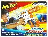 Nerf Super Soaker - Pistola Agua Thunderstorm Elc. Pilas 28X35X7 (Hasbro) 27-28495