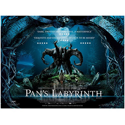 Pan's Labyrinth (2006) (8 inch by 10 inch) PHOTOGRAPH Movie Poster kn