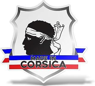 Suchergebnis Auf Für Korsika Aufkleber Auto Motorrad