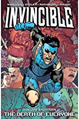 Invincible Vol. 18: Death of Everyone Kindle Edition