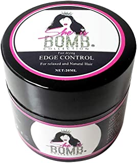 She Is Bomb Collection Edge Control Travel Size 20ml