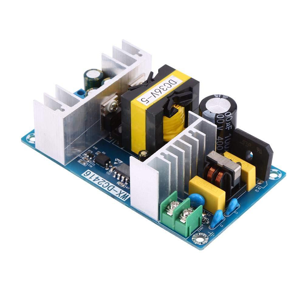36V 5A 180W 50/60HZ Power Supply Module, AC 100V-240V to DC 36V Switching Power Supply Board Power Transformer Converter Board