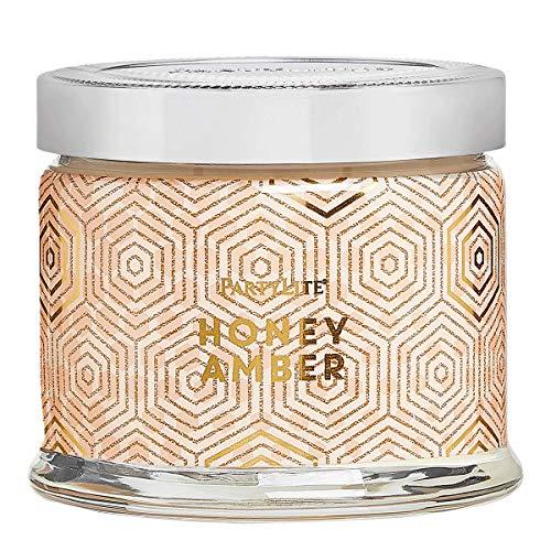 3-Wick Candle Jar: Amber & Honey