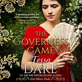 The Governess Game cover art