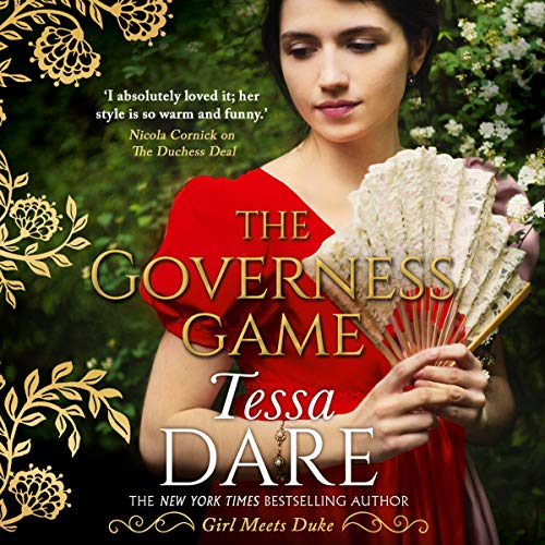 The Governess Game                   De :                                                                                                                                 Tessa Dare                               Lu par :                                                                                                                                 Mary Jane Wells                      Durée : 7 h et 23 min     Pas de notations     Global 0,0