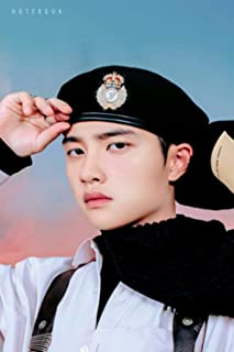 D.O NOTEBOOK : DIARY JOURNAL FOR KDRAMA AND KPOP FANS: PERFECT FOR GIFT : 6X9 INCHES AND 110 PAGES