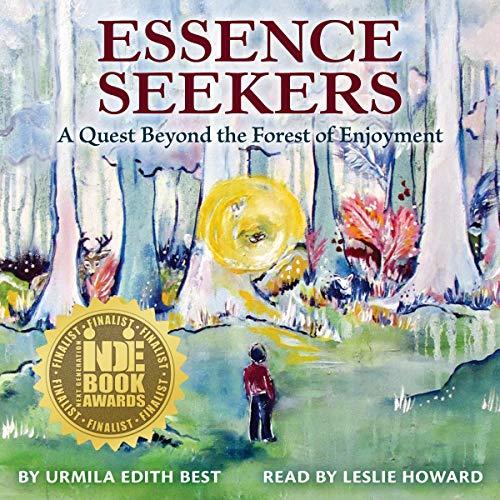 Essence Seekers Audiobook By Dr. Urmila Edith Best cover art