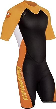 Camaro Supra Men's Shorty Wetsuit Neoprene Shield Spring, Men, Neoprenshorty Breaker Spring