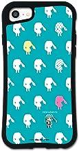 iPhone SE 第2世代 ケース iPhone8 ケース iPhone7ケース どこでもくっつくケース WAYLLY(ウェイリー) iPhone6sケース iPhone6ケース 着せ替え 耐衝撃 米軍MIL規格 [WAYLLY × 初音ミク...