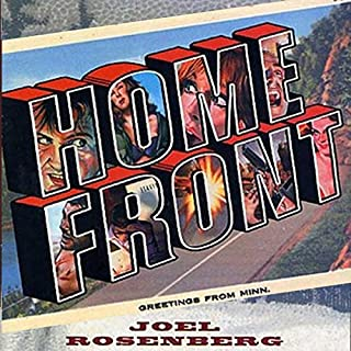 Home Front     Sparky Hemingway, Book 1              By:                                                                                                                                 Joel Rosenberg                               Narrated by:                                                                                                                                 Tom Richards                      Length: 6 hrs and 54 mins     15 ratings     Overall 3.9