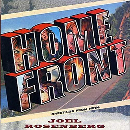 Home Front audiobook cover art